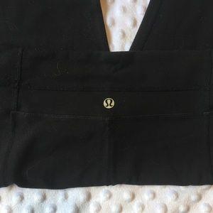 lululemon athletica Other - Lululemon black flare yoga pants